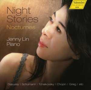 林佳靜 -《夜之華:夜曲集》