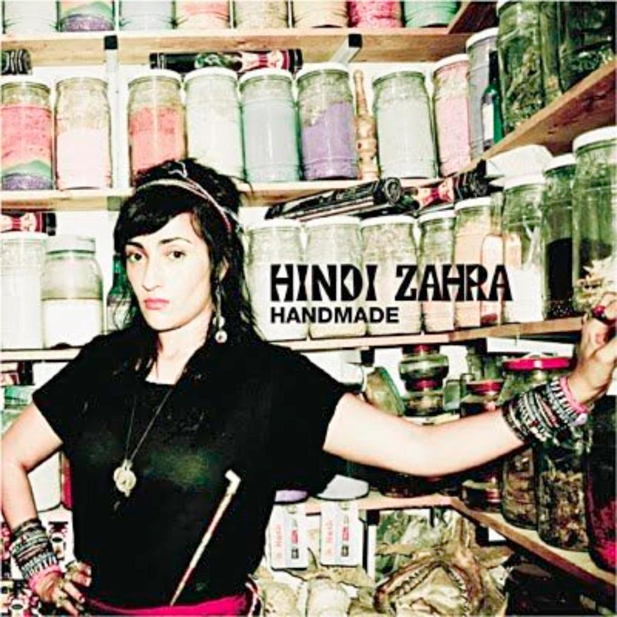 Hindi Zahra《Handmade》:非洲藍調爵士與法國香頌的神秘結合